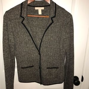 Banana Republic Sweater Wool Blazer (medium)